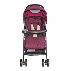 Coche Paseo Purpura C958 Go Baby
