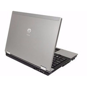 Notebook Hp 8440p Core I5 2,40 4gb Ddr3 Hd 250 Windows 7 Pró