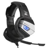 Auriculares Estéreo De Juego Para Ps4, Pc, Xbox One-negro