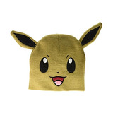 Bioworld Pokemon Eevee Big Face Gorro De Lana Polar Con O ca5840502c5