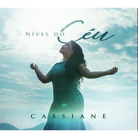 Cd Cassiane - Nível Do Céu (2018) Lançamento - Original