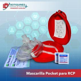 Mascarilla Pocket Para Rcp