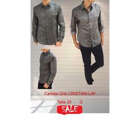 Camisa Vestir Cristian Lay