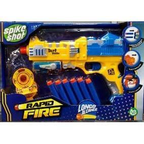 Pistola Lança Dardo Spike Shot Rapid Fire