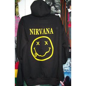 Buzo Nirvana Talle Small (43 Cm X 60 Cm) Eshop Big Bang Rock