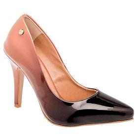 35ca0071506 Zapatos Vicenza Cafes Negros Tacon - Zapatos para Niñas en Mercado ...