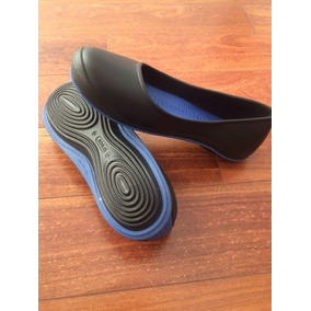 Crocs Zapatos Nuevos De Mujer Color Negro Talla W10