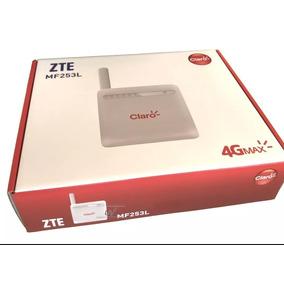 Modem Roteador Zte Claro Mf253l 3g/4g Desbloqueado Novo