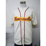 Selección Venezuela Talla L Camiseta Béisbol