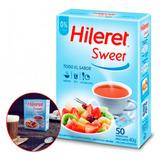 Edulcorante Hileret Sweet X50 Sobres Azucar Endulzante 40g