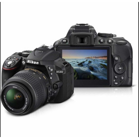 Câmera Nikon D5300 Semi Nova.