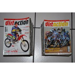 Revistas Dirt Action Coleção 102 Revistas.