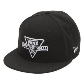 Gorra New Era Vans Negra Cerrada Talla 7 Nueva Caps Hat Snap 6c5311961c3
