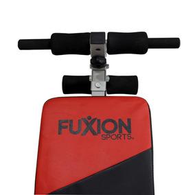 Banca Para Abdominales Fuxion Sports