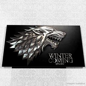 Game Of Thrones Quadro 3-d Diorama Stark