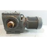 Motoredutor Sew-eurodrive 2hp 1:97.14 230/400v 50hz