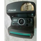 Vintage Camara Instantanea Polaroid 637