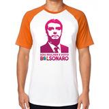 Camiseta Blusa Camisa Bolsonaro Sou Mulher E Voto Elesim 89132ec2c8dac