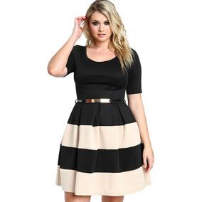 Vestido Primoroso De Moda Y365 Talla Extra