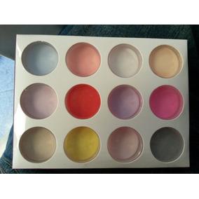 Set Polvos Acrilicos X 12 Colores Manicure Nuevo Uñas