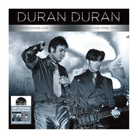 Duran Duran Ultra Chrome Latex & Steel Tour 2 Cd Nuevo Impor