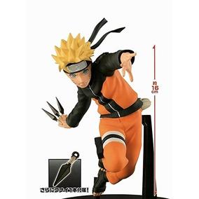 Figura Naruto Ed. 50 Aniversário Revista Jump Original 12 X