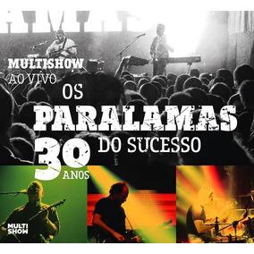 cd os paralamas do sucesso multishow ao vivo