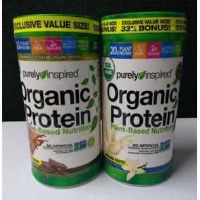 Whey protein organico