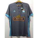 Camiseta adidas Visitante Sporting Cristal Original Talla L 656cfa22483a0
