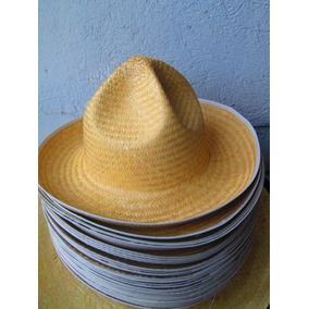 12 Sombrero Jarocho Palma 4 Pedradas