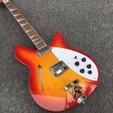 Guitarra Eléctrica Rickenbacker 360/12 Fireglo George Harris