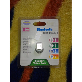 Adaptador Usb Bluetooth Compacto 2.0