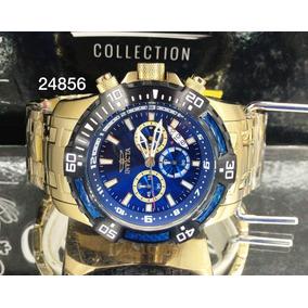 bf75a606776 Relógio Armitron Dourado Banhado A Ouro - Relógios De Pulso no ...