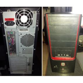 Computadora Con Monitor 17 - Consultar Por Envio - Rosario!!