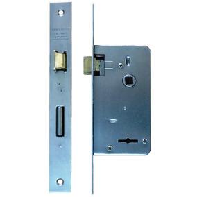 Cerradura Seguridad Puerta Exterior Elaboramet X 5 U