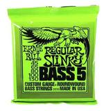 Cuerdas Bajo Ernie Ball 2836 Regular Slinky
