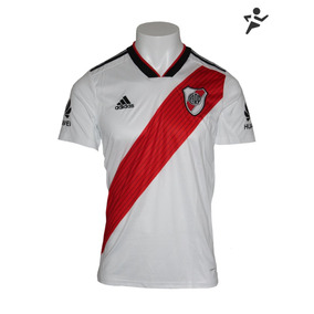 Camiseta River Sponsor - Camisetas de Clubes Nacionales Adultos ... 63b0fb0c50c5a
