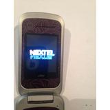 Motorola Nextel Purp I786w En Buen Estado