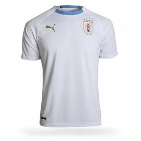 Camiseta Uruguay Suplente 2018 Ho