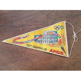 Flamula Importada Das Olimpíadas De Roma De 1960