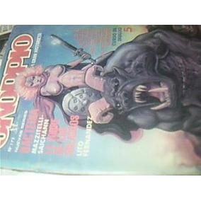 Skorpio Nro172 Año 1990 Con Ejerc De Dibujo Nro 5 Excelente