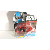 Star Wars Hot Wheels Nave De Metal First Order Tie Fighter!!