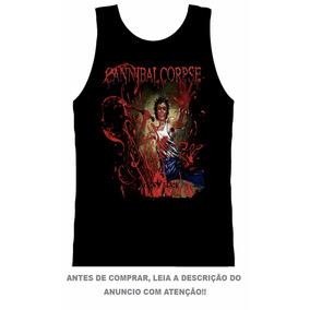 Camiseta Regata Cannibal Corpse Red Before Black a97ca3ce816