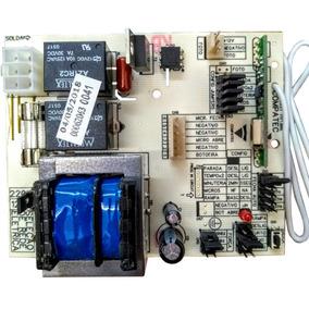 Central Compatec 09st - Placa Para Portão Eletrônico 433mhz