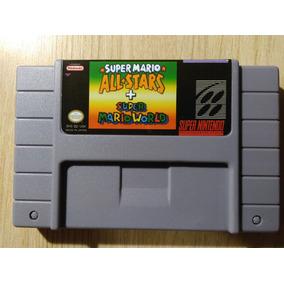 Super Mario Allstar + Super Mario World!! Salvando