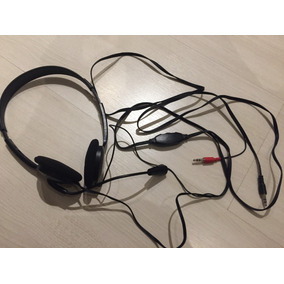 Headset C/ Haste E Microfone Connect 1000 Loop Way + Brinde!