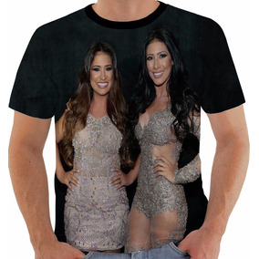 Camisetas Simone Simaria As Coleguinhas Camisetas Manga Curta No