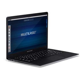 Notebook Legacy Intel Tela De 14.1 Ram 4 Gb Preto Multilaser