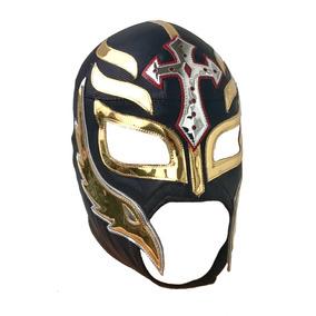 Mascara Rey Mysterio Semi Profesional Misterio Lucha Libre 2 f41c05c79c4f4