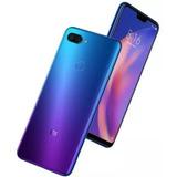 Celular Xiaomi Mi 8 Mi8 Lite 64gb 4gb Azul+ Nota Fiscal+peli